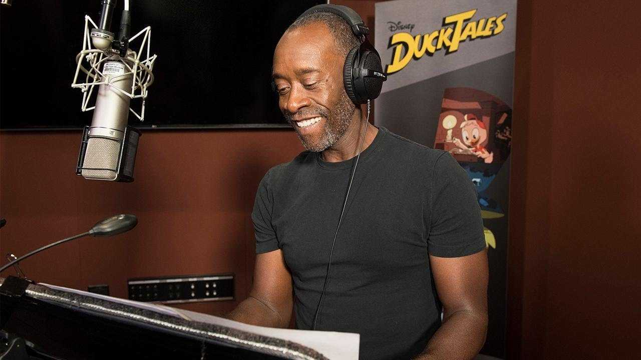 Don Cheadle Makes His Debut as Donald Duck in DuckTales -- Watch a Sneak Peek! (Exclusive)