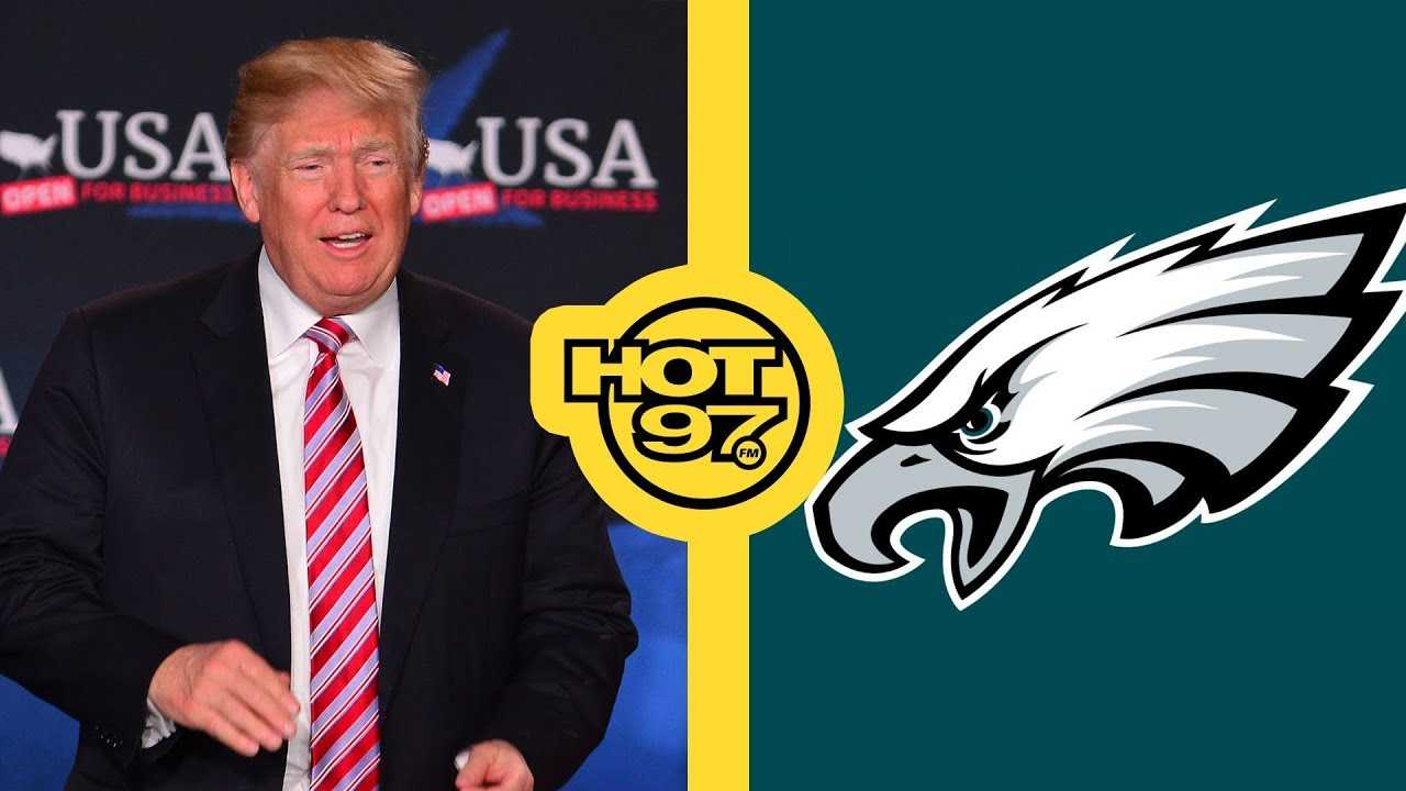 Donald Trump Stops Eagles From White House Visit; Will Rosenberg Become A Philly Fan?