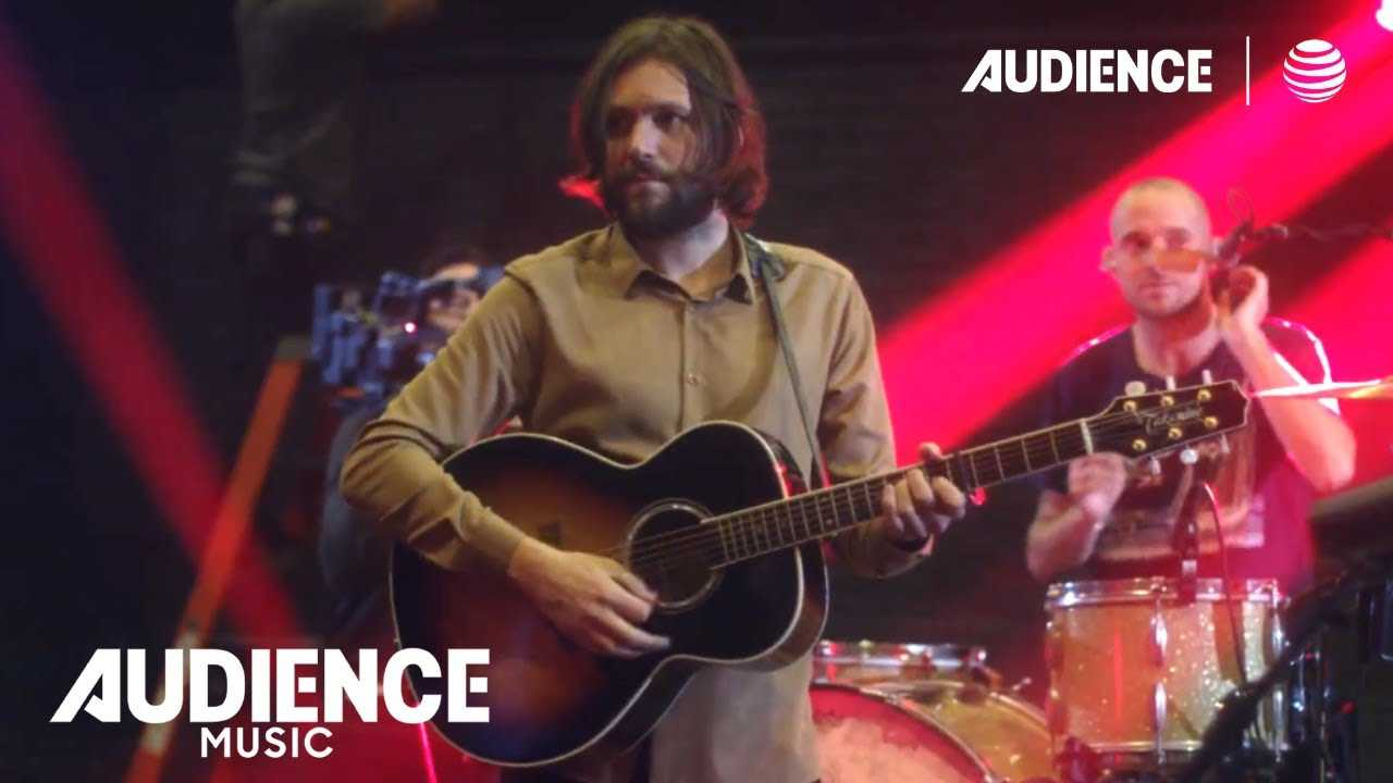 Family of the Year: Behind the Scenes | AUDIENCE Music | AT&T AUDIENCE Network