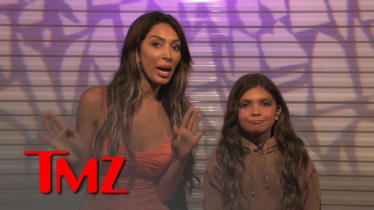 Farrah Abraham is Shocked 'Teen Mom OG' Cast Bristol Palin | TMZ
