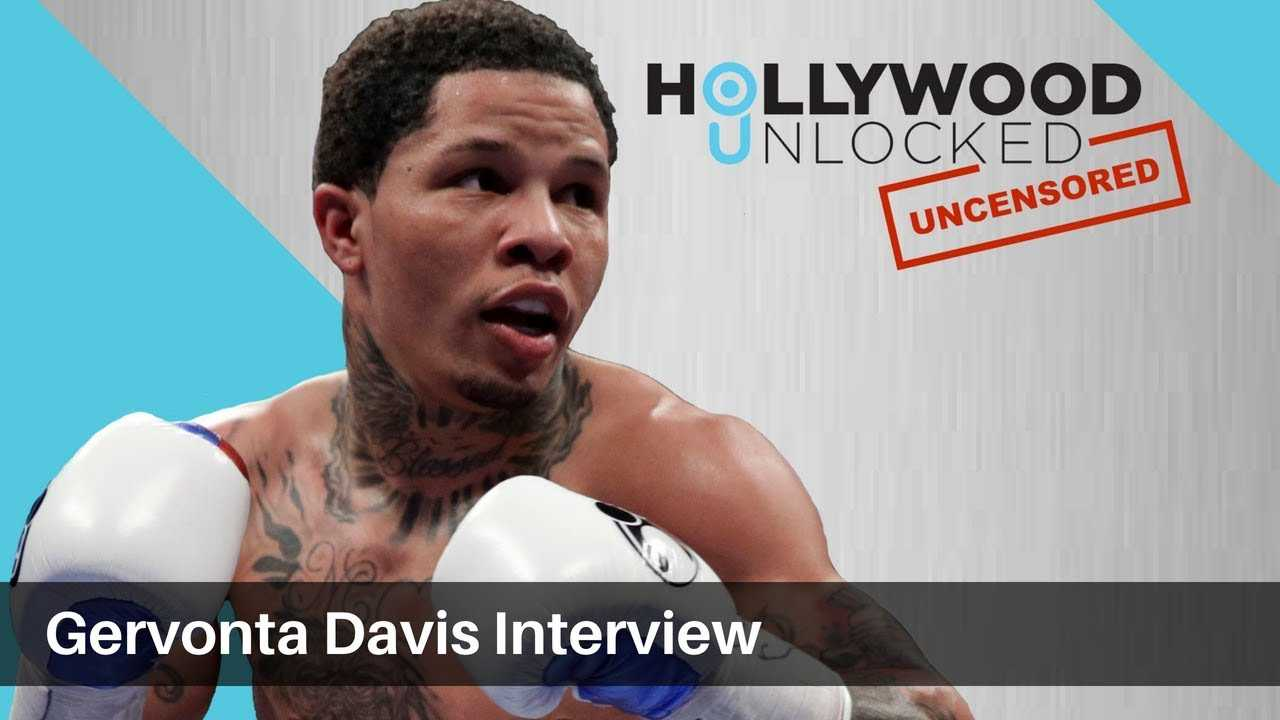 Gervonta Davis talks Rise to Fame & Losing Title on Hollywood Unlocked [UNCENSORED]