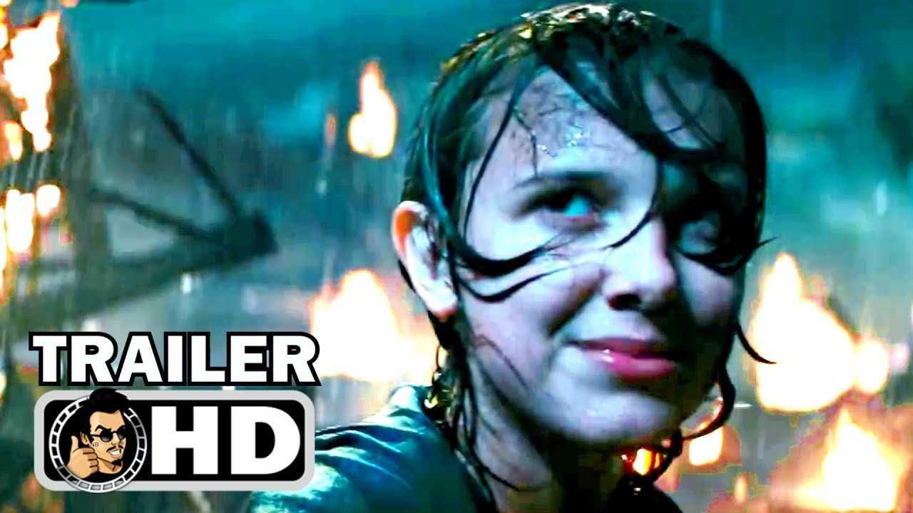GODZILLA 2: KING OF THE MONSTERS Trailer #1 (2019) Sci-Fi Comic Con