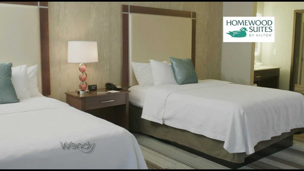 Homewood Suites by Hilton Giveaway