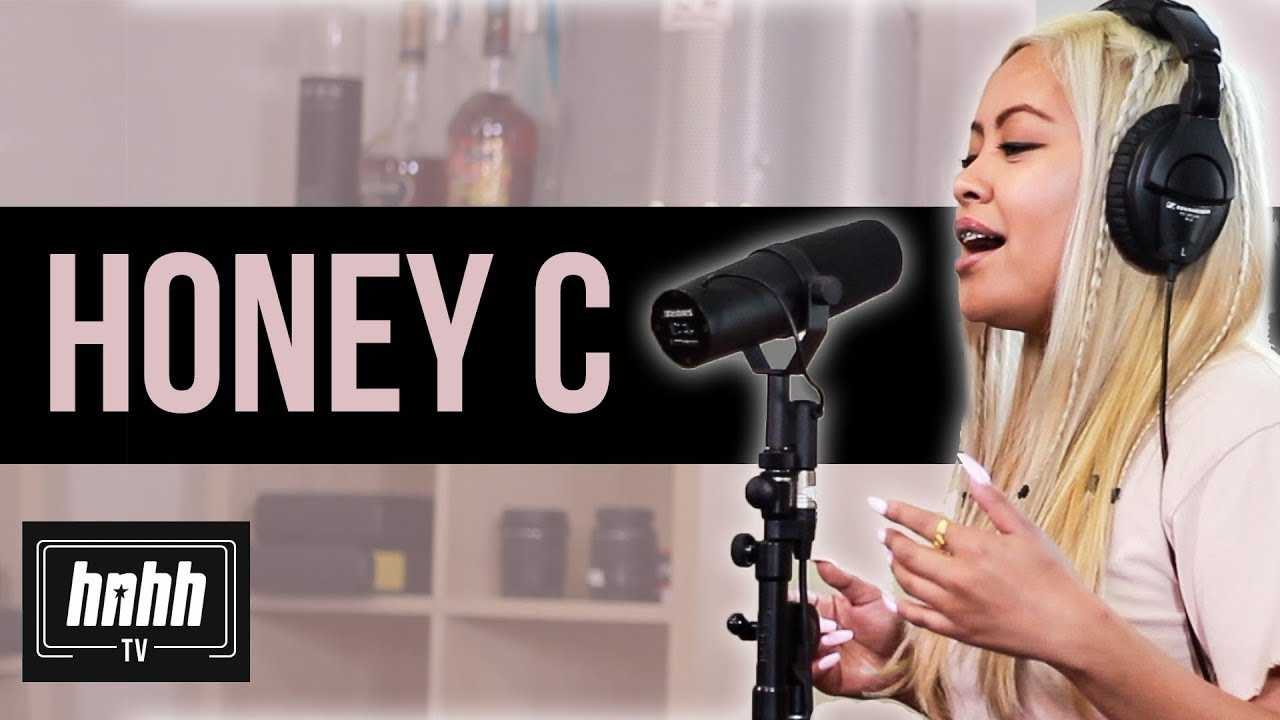 Honey C HNHH Freestyle Sessions Episode 034