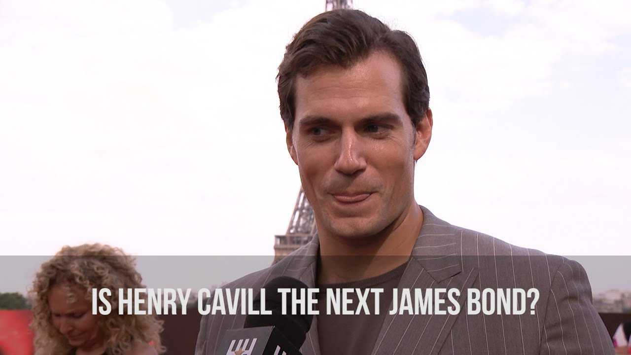 Is Henry Cavill The Next James Bond?