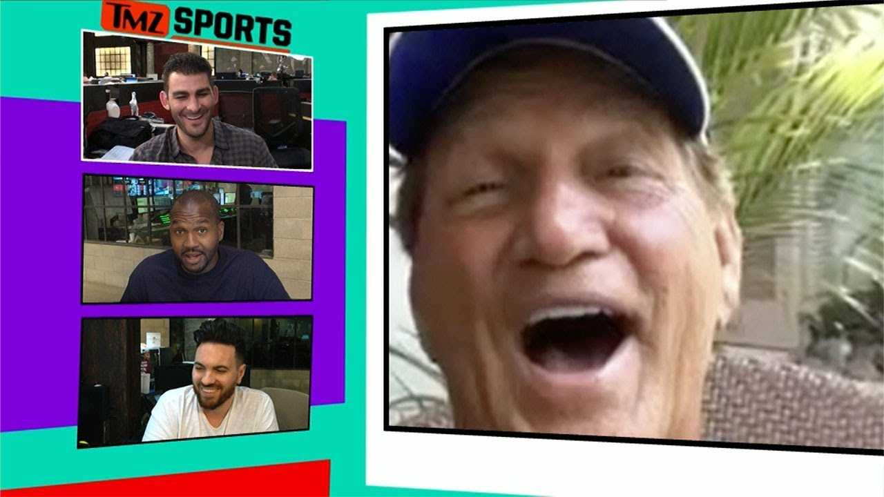 Joe Theismann is Cool With Jimmy Garoppolo Dating Porn Stars, Let Him Live! | TMZ Sports