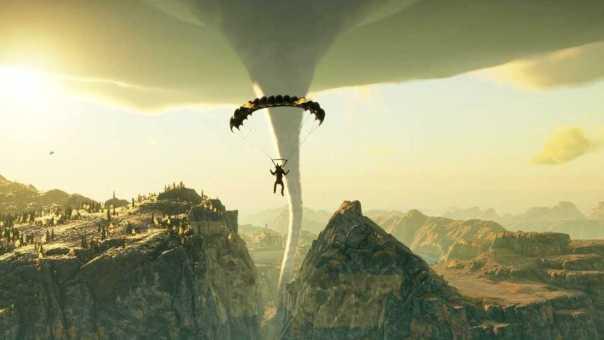 Just Cause 4 – Tornado Gameplay Reveal – Gamescom 2018