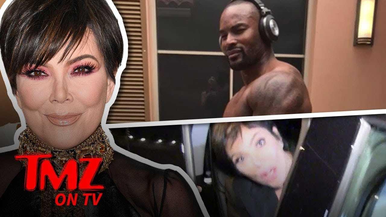 Kris Jenner Is The Shade QUEEN | TMZ TV