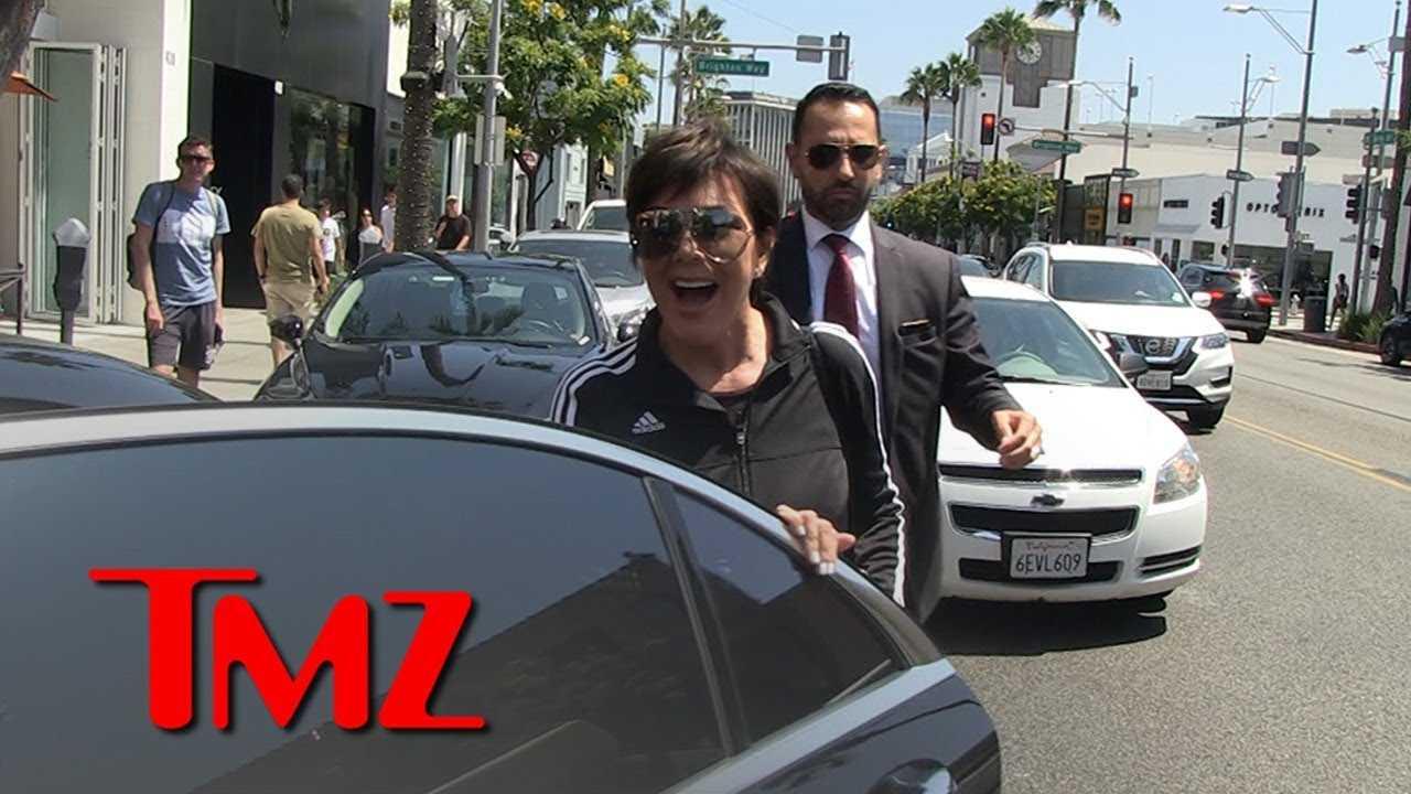 Kris Jenner Says She Loves Kanye Despite Him Wanting to Smash Kim's Sisters | TMZ