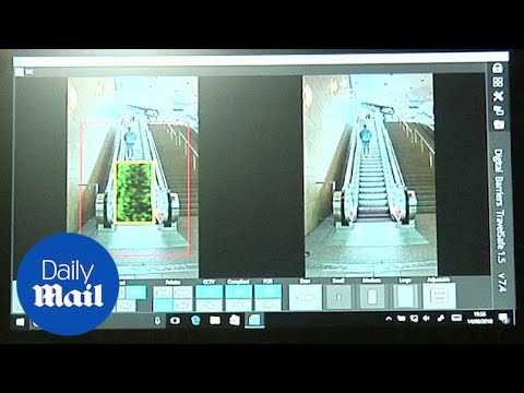 LA to become the first US city to install subway body scanners - Daily Mail