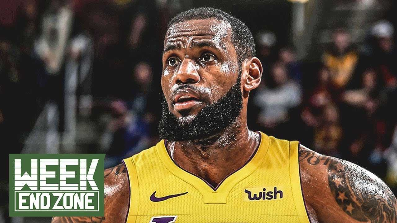 Lebron James Lakers Signing BREAKDOWN! Who Runs The East Now? | WEZ