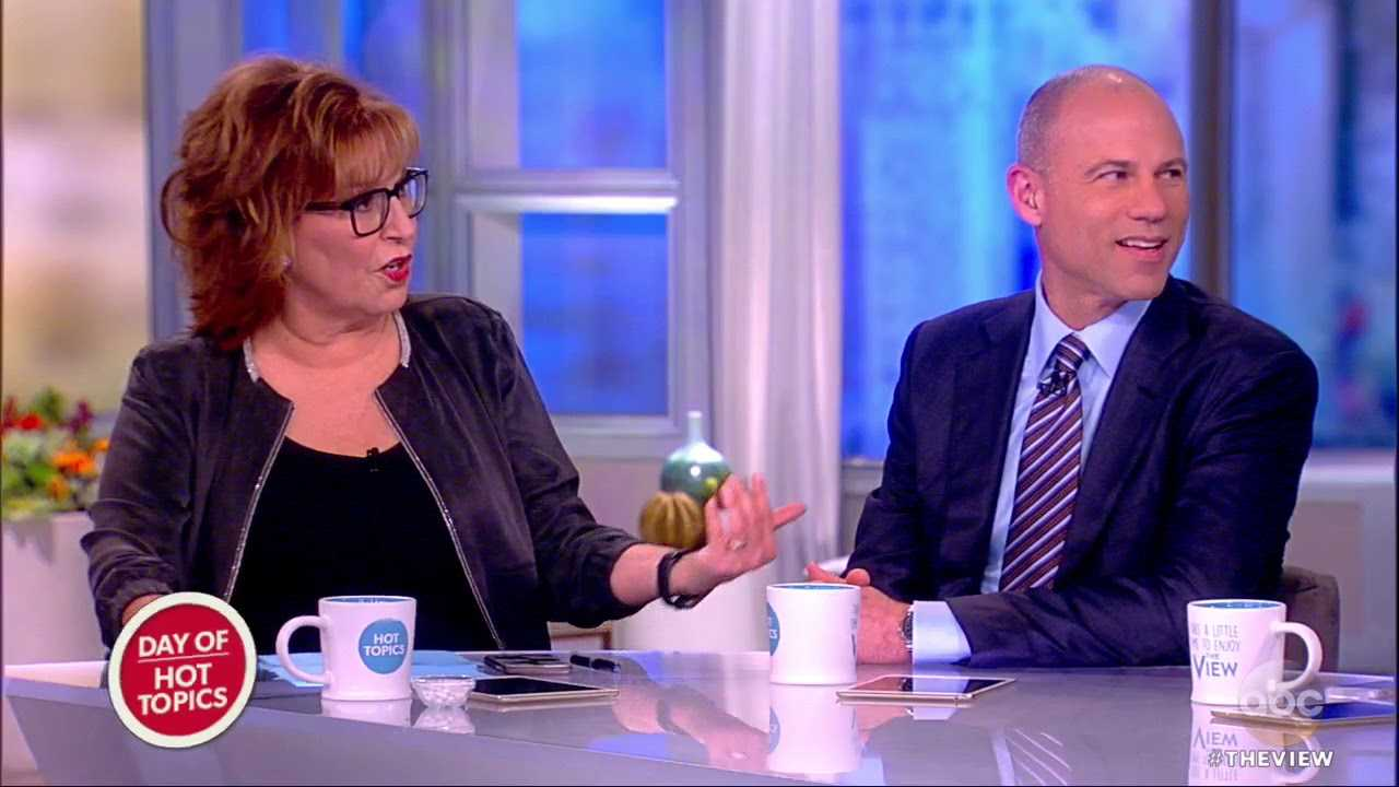 Michael Avenatti Says Sean Hannity Won't Have Him On The Show | The View