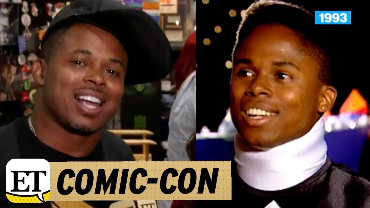 Mighty Morphin Power Rangers Star Walter Jones Wishes Original Cast Was in 2017 Movie (Exclusiv…