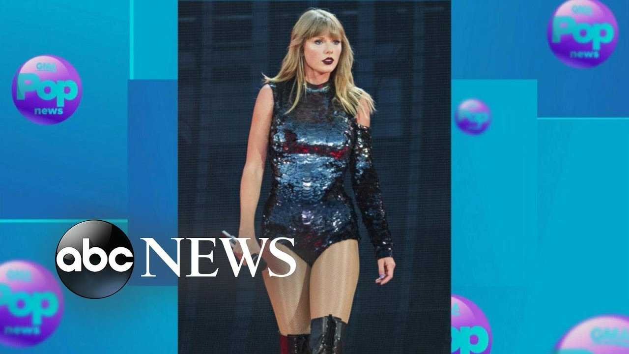 Movie version of Broadway hit 'Cats' to star Taylor Swift and Jennifer Hudson