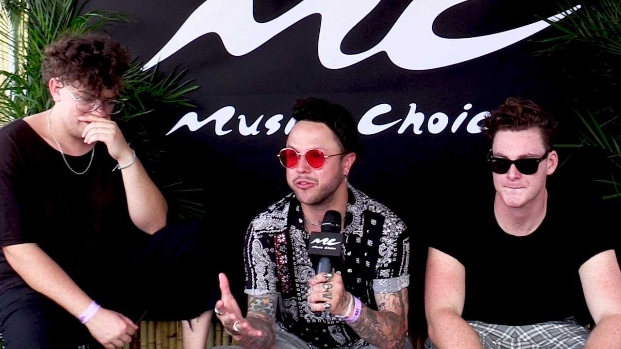 Music Choice at Hot 100 Fest: LovelyTheBand