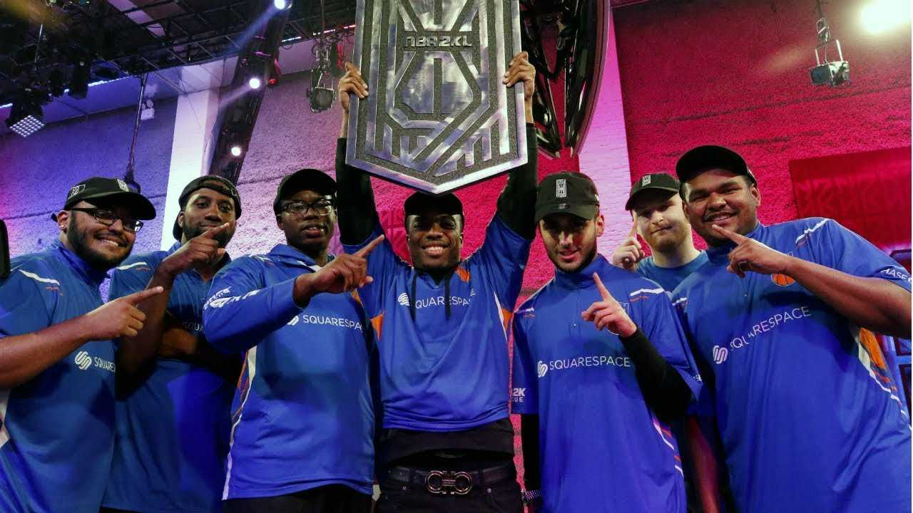 NBA 2K League   Full Highlights: Knicks Gaming Beats Celtics Crossover to Win THE TICKET Title