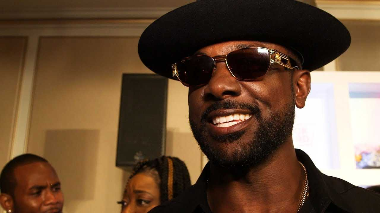 New Dad Lance Gross Is Already Talking About Baby No. 3 & 4!