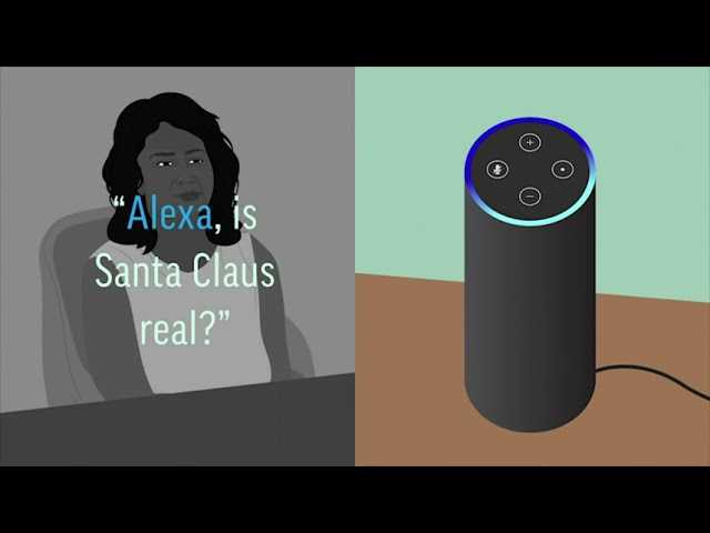 New Version of Alexa Gives Kid-Friendly Answers