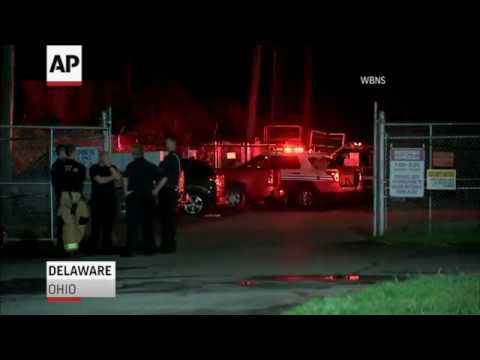 Ohio Metal Foundry Explosion Injures Five