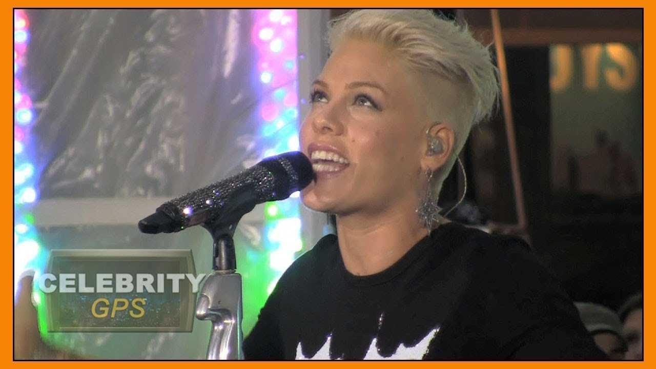 Pink claps back at haters after she postpones concert - Hollywood TV