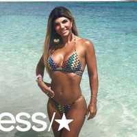 'RHONJ's' Teresa Giudice Shows Off Her Bikini Body While On Vacay In The Bahamas | Access
