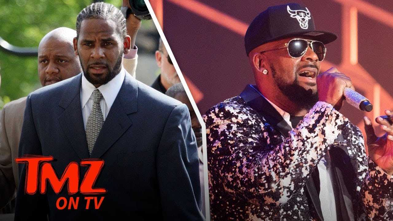 R. Kelly Releases New Song 'I Admit'   TMZ TV