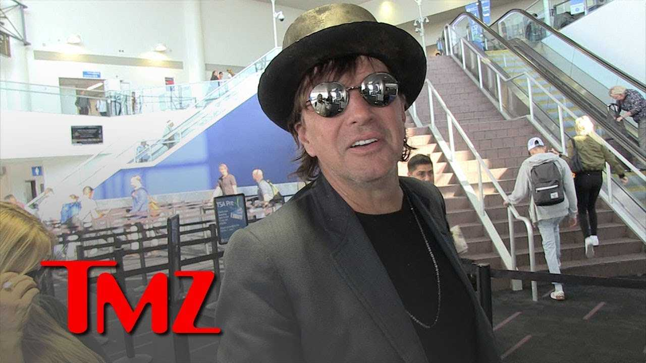 Richie Sambora is Down to Keep Making Music with Orianthi Despite Split | TMZ