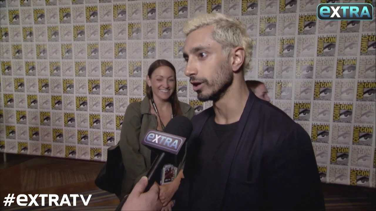 Riz Ahmed Says 'Venom' Walks the Line Between 'Comedy and Horror'