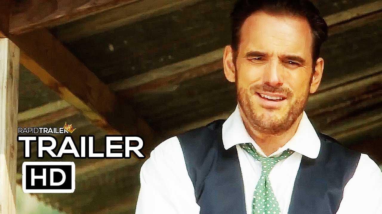 RUNNING FOR GRACE Official Trailer (2018) Matt Dillon, Jim Caviezel Movie HD