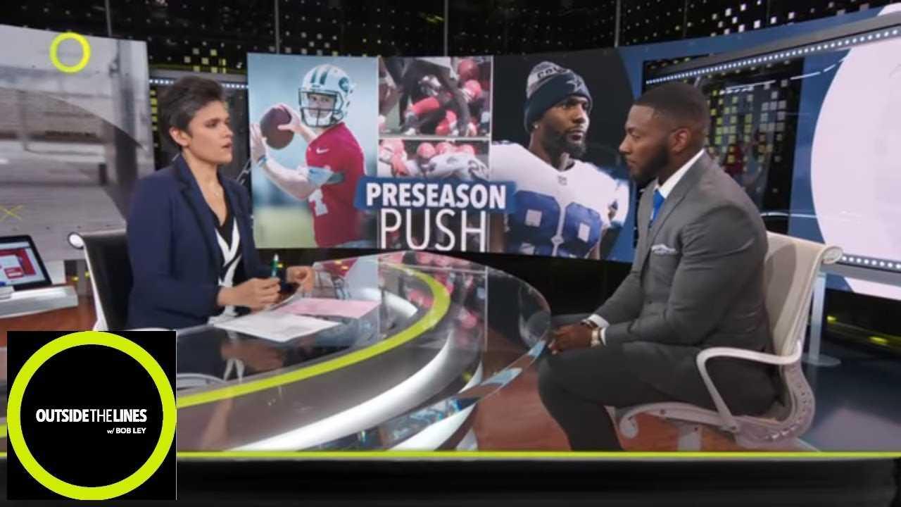 Ryan Clark examines Josh Norman-Sam Darnold, Jalen Ramsey, Dez Bryant NFL storylines | OTL | ESPN