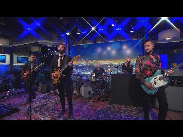 """Saturday Sessions: Lord Huron performs """"When the Night Is Over"""""""