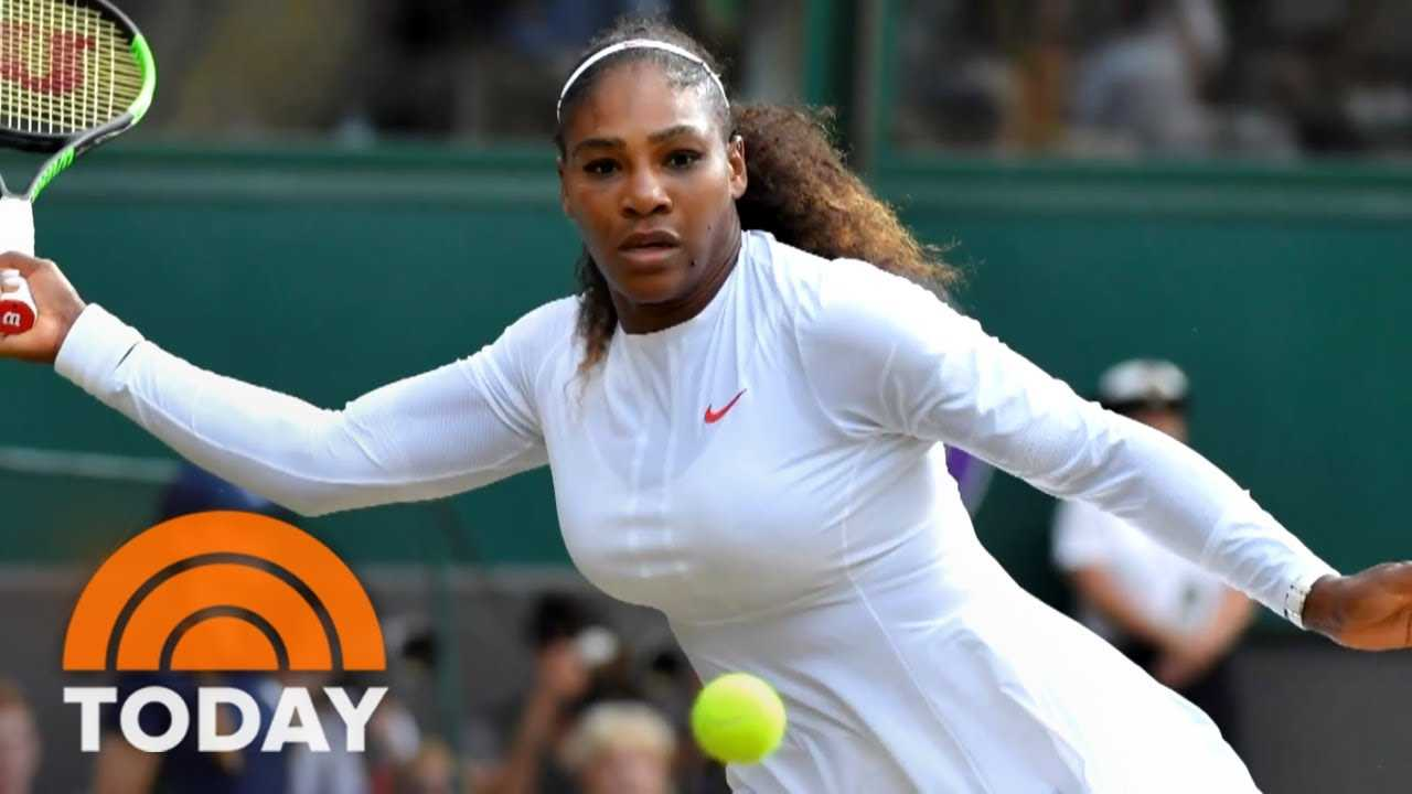 Serena Williams Talks About Being A Mom To Alexis Olympia And Her Fans' Support   TODAY