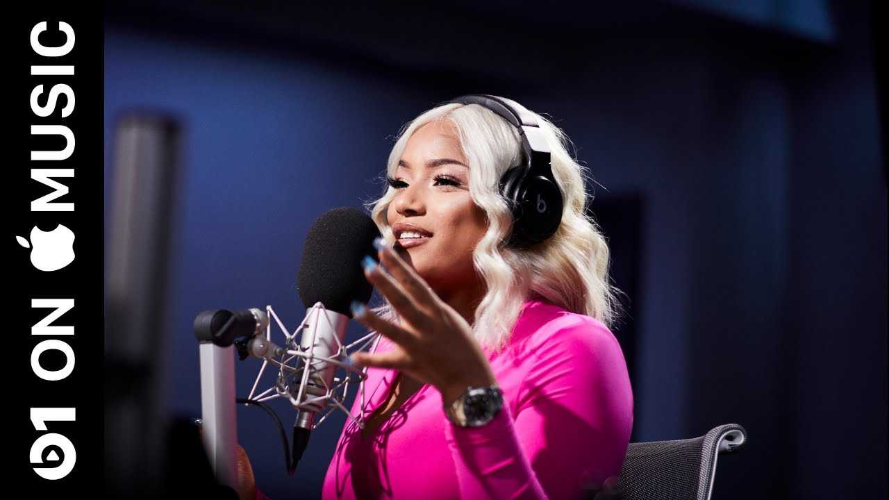 Stefflon Don: Lil' Kim, Foxy Brown, Drake, and Secure | Beats 1 | Apple Music