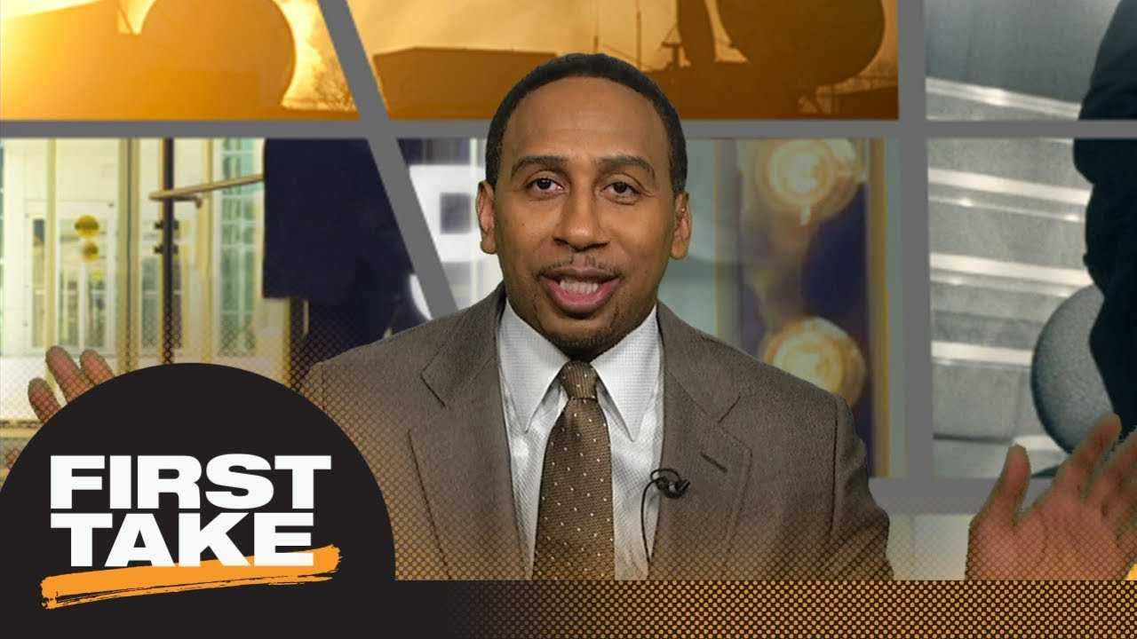 Stephen A. calls Jalen Ramsey 'bulletproof' on comments about Eli Manning | First Take | ESPN