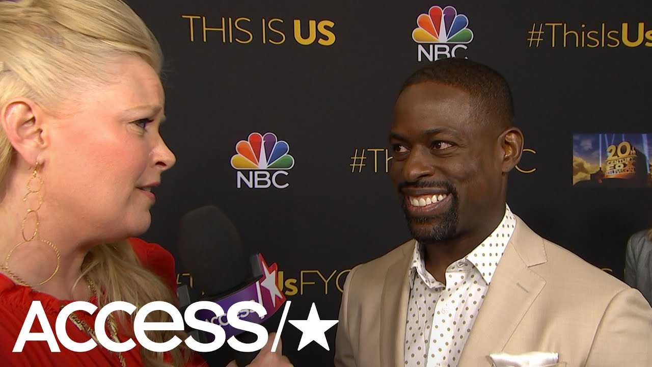 Sterling K. Brown On His 2nd Consecutive This Is Us Emmy Nom: Each Time It's A Pinch Me Moment