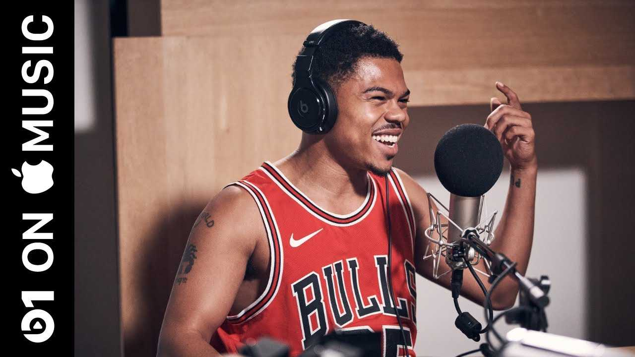 Taylor Bennett: 'Be Yourself' EP Interview | Beats 1 | Apple Music