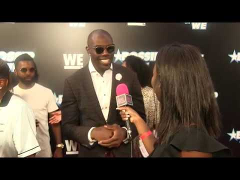 Terrel Owens talks Mens Fashion at Bossip's Best Dressed Event