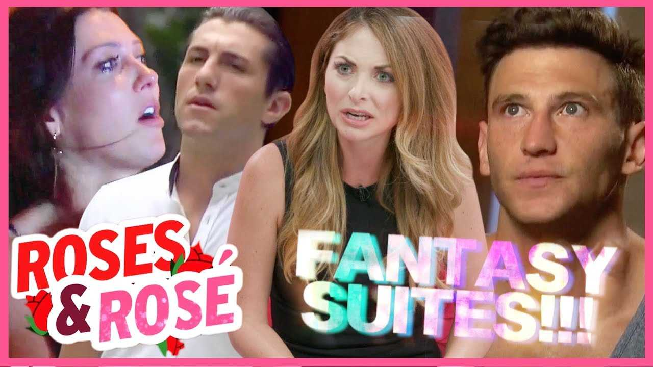 The Bachelorette: Roses and Rose: Jason's Goodbye and Blake's Insecurities Rule Fantasy Suites