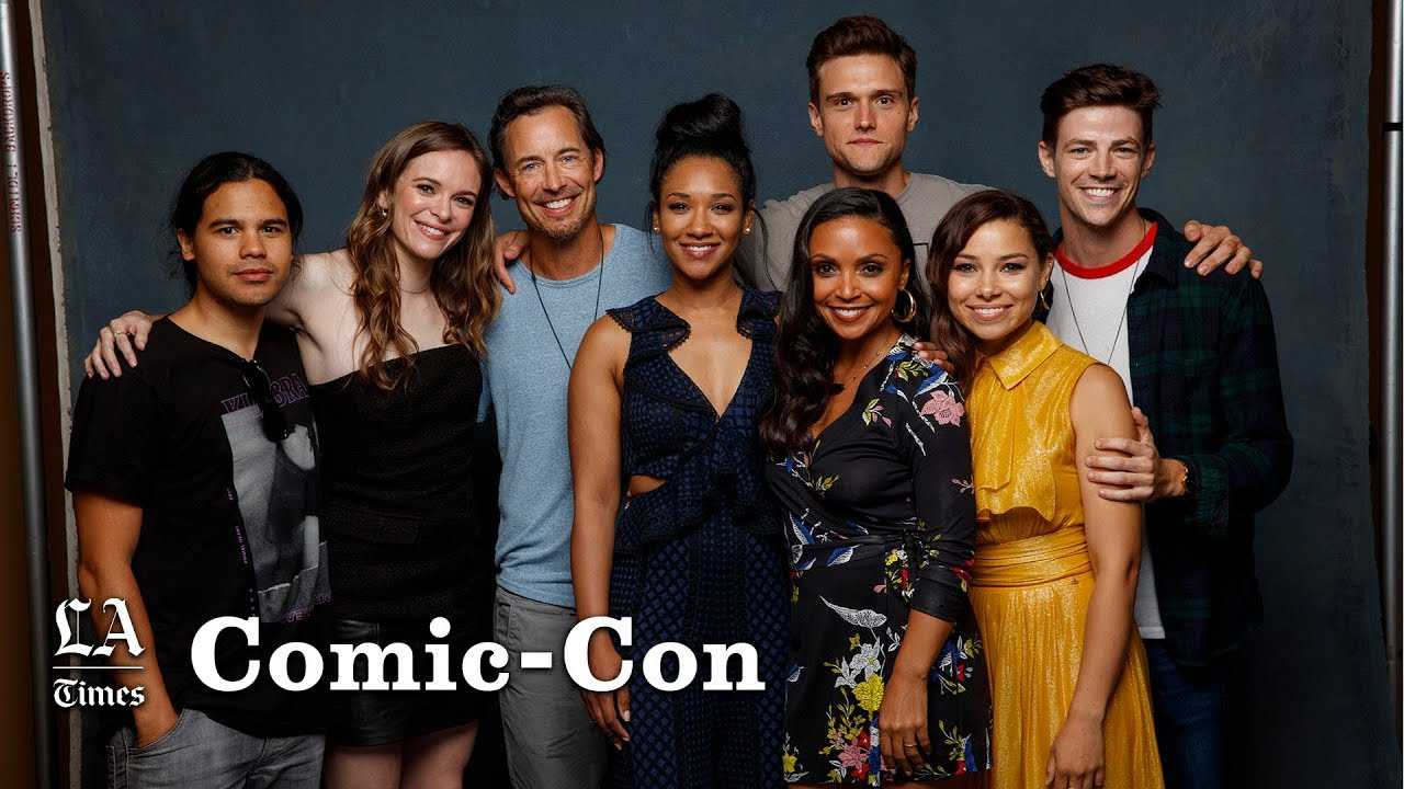 'The Flash' cast pitch a Halloween episode