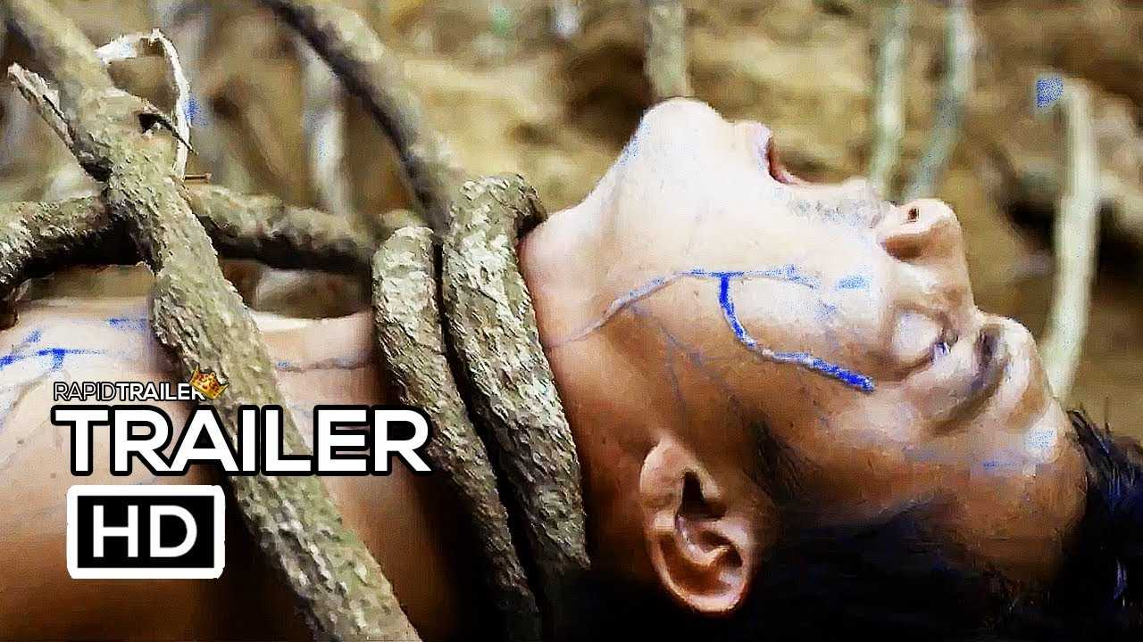 THE IMMORTAL Official Trailer (2018) Action Movie HD