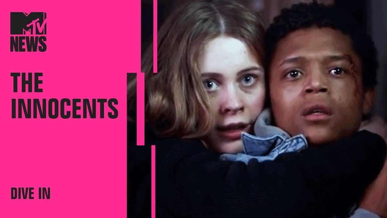 'The Innocents' Cast Percelle Ascott & Sorcha Groundsell Play 'Dive In'   MTV News