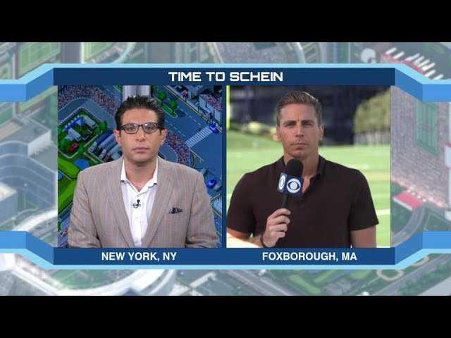 Time to Schein: Evan Washburns talks Patriots defense