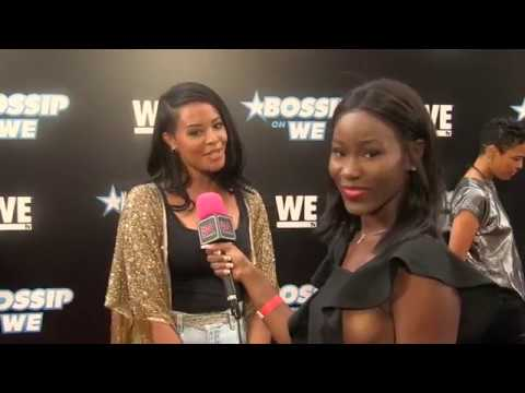 Vanessa Simmons at Bossip's Best Dressed Event