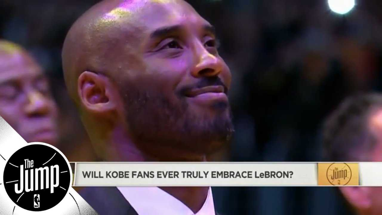 Will Kobe Bryant fans ever truly embrace LeBron James?   Outside The Lines   ESPN