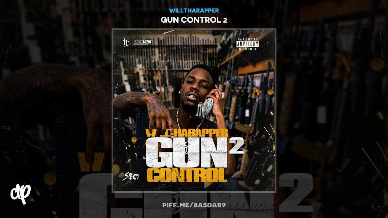 WillThaRapper - Walk Wit A Stick [Gun Control 2]