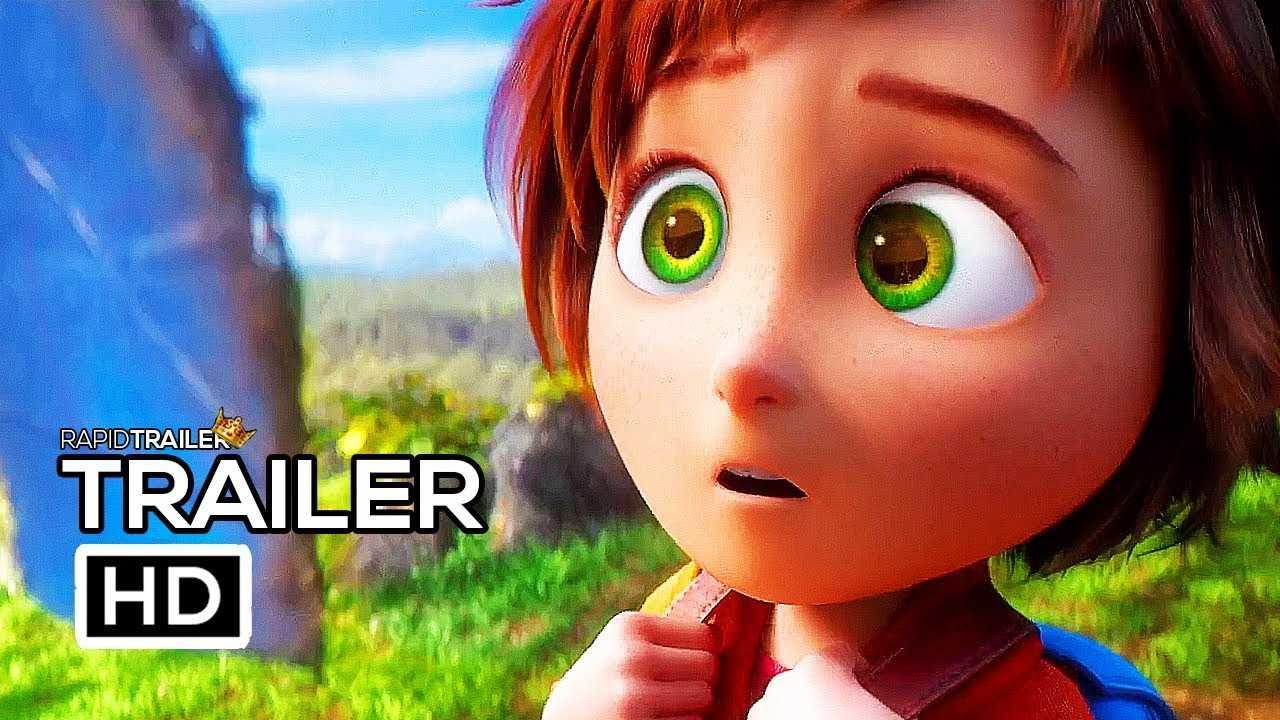 WONDER PARK Official Trailer (2019) Mila Kunis, Jennifer Garner Animated Movie HD