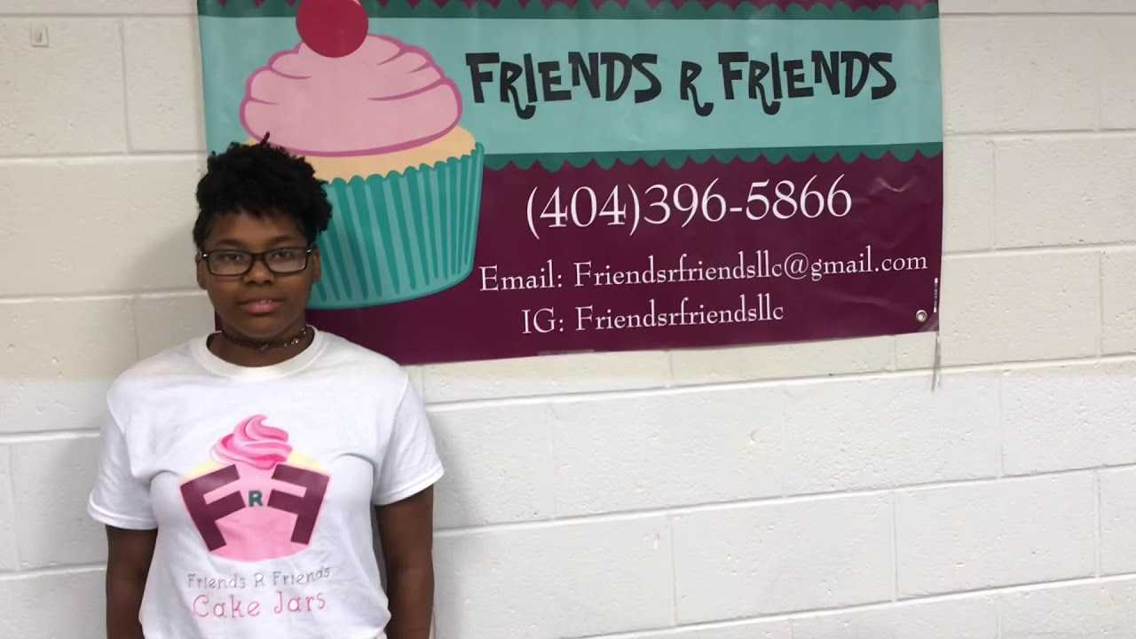 15 Year Cupcake Dessert Chef ''Friends R Friends''