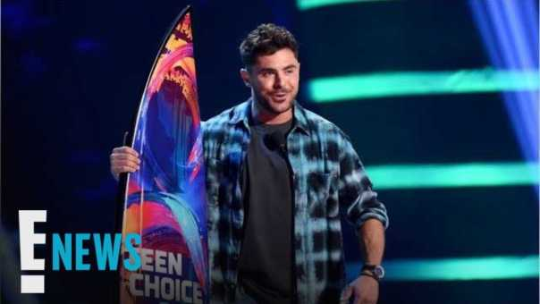 5 Biggest Jaw-Droppers at 2018 Teen Choice Awards | E! News