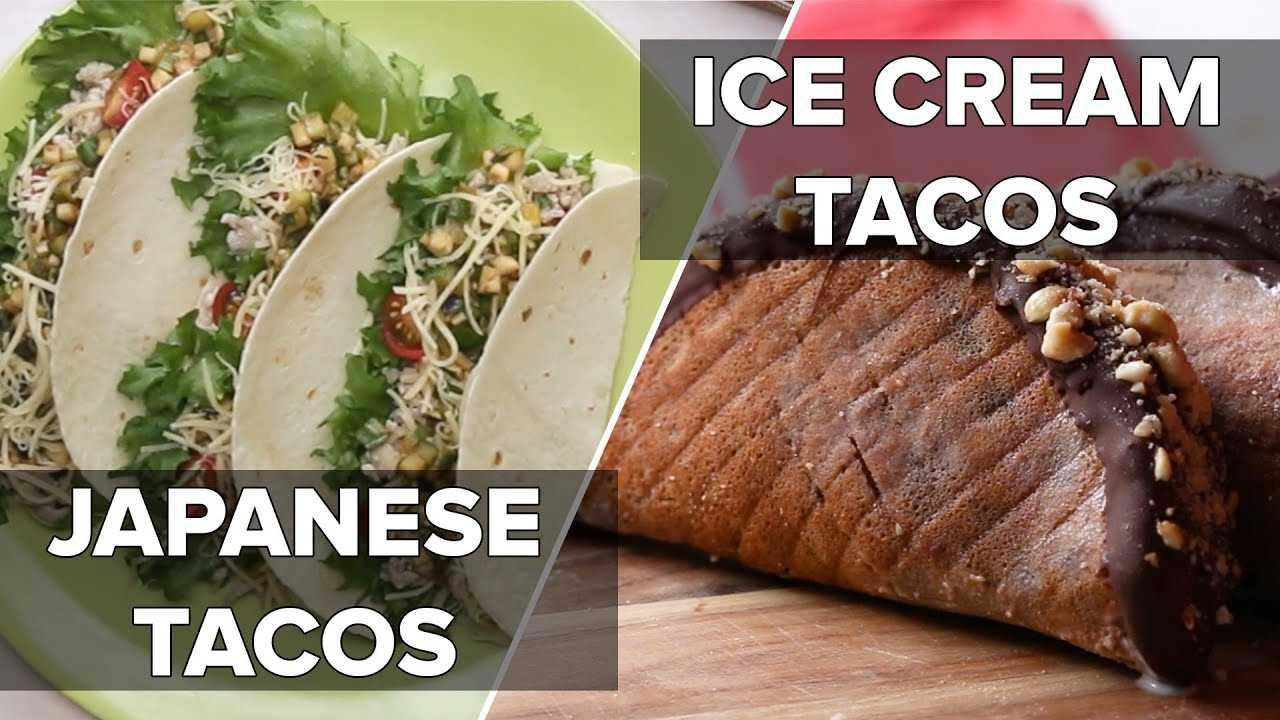7 Unique Recipes For Taco Night