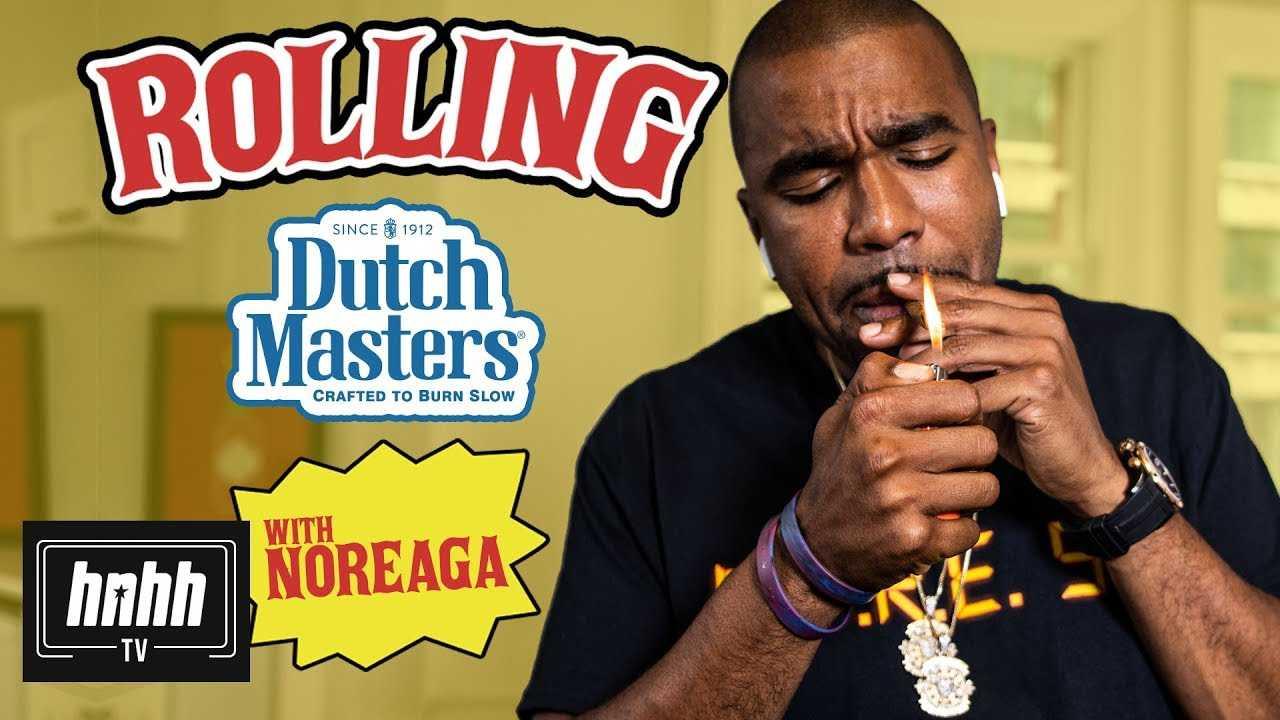 How to Roll a Dutchmaster with N.O.R.E. (HNHH)